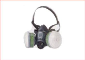 Reusable CFR -1 Mask for Disposable Particulate Filter